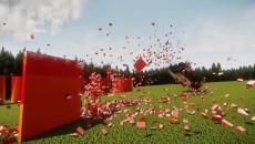 CryEngine: демонстрация невероятных разрушений и физики