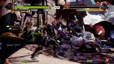 Killer Instinct - All Stage Ultras (Arena Of Judgement)