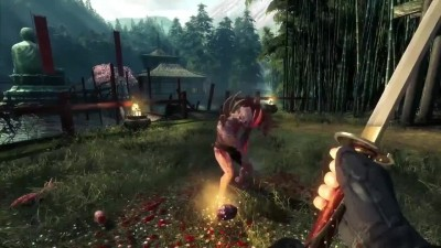 "Shadow Warrior ""Трейлер PS4/Xbox One"""