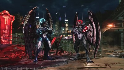 Killer Instinct - All Stage Ultras on Downtown Demolition