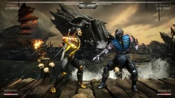 Mortal Kombat X SCORPION MOD - MK DECEPTION VERSION - MKX