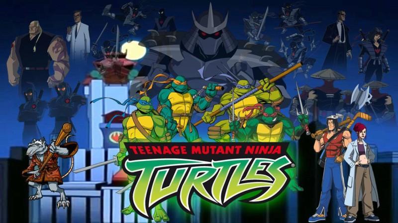 Teenage Mutant Ninja Turtles, 2003