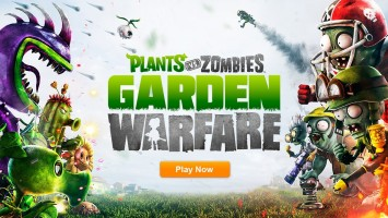Новый гемплей Plants vs. Zombies: Garden Warfare