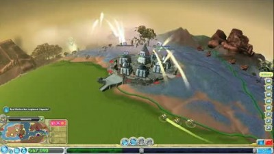 "Spore ""Civilization Stage"""