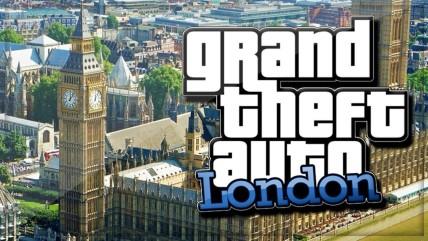 Модер затеял превращение города из GTA V в Лондон