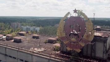 Чернобыль глазами дрона