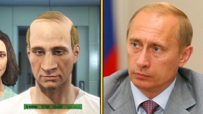 Создание Персонажа В Fallout 4
