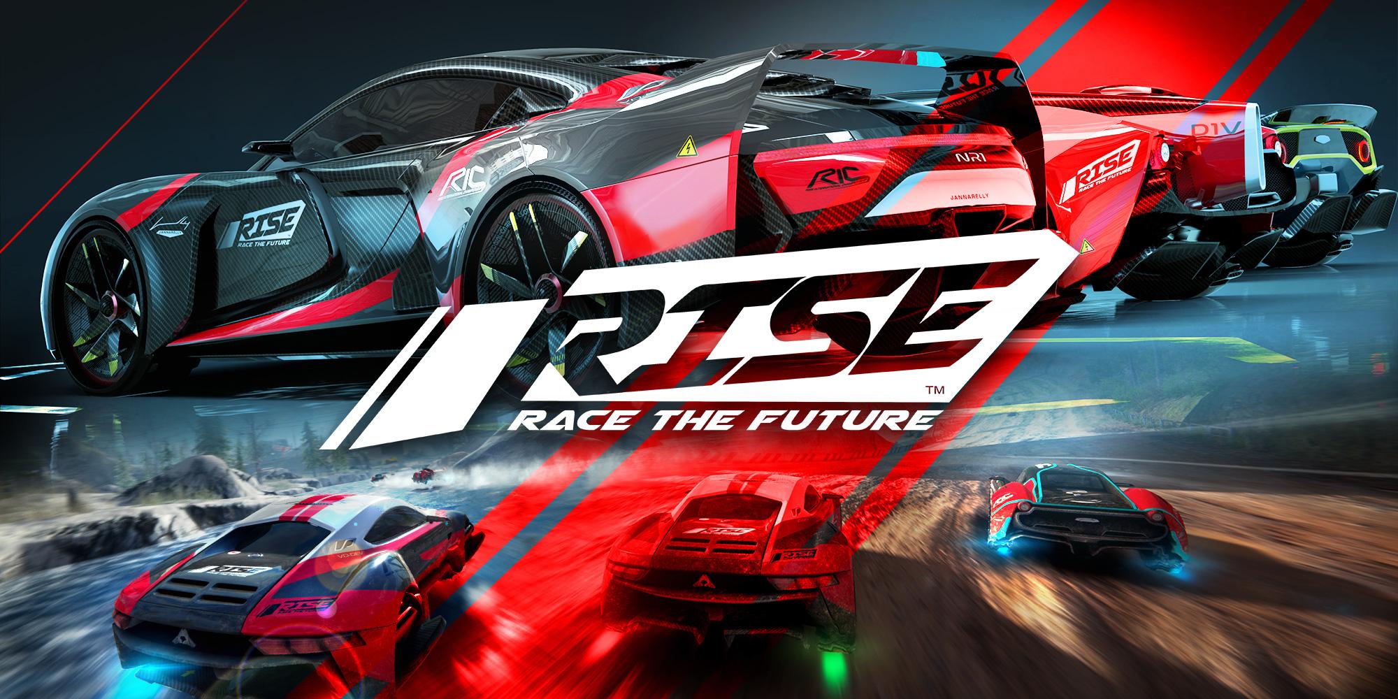 RISE: Race The Future получила крупное обновление и поддержку 60 FPS