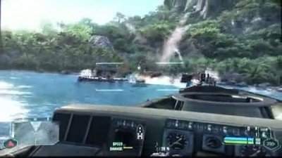 "Crysis ""E3 2007 Developer Walkthrough#2"""