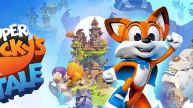 Super Lucky's Tale - эксклюзив для Xbox One и Windows 10 получил дополнение Guardian Trials