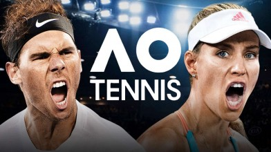 AO International Tennis вышла на PlayStation 4 и Xbox One
