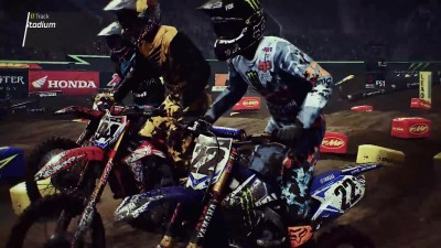 Трейлер Monster Energy Supercross - The Official Videogame