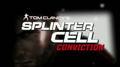 "Splinter Cell: Conviction ""Behind Closed Doors #3: The Conspiracy"""