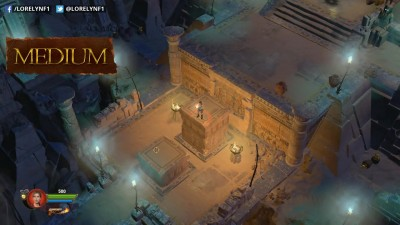 "Lara Croft and the Temple of Osiris ""Сравнение графики на PC"""