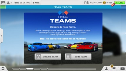 Поддержка Apple Watch, Renault и Race Teams в Real Racing 3