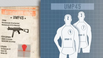 "Battlefield 4 ""ГАЙД: UMP-45"""