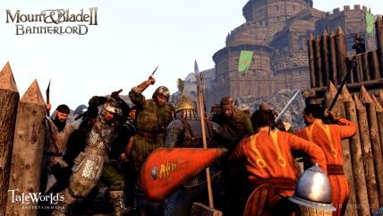 Превью Mount & Blade 0 II: Bannerlord от MMOHuts с Е3 0017