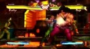 "Street Fighter X Tekken ""DLC Characters Combo Gameplay"""