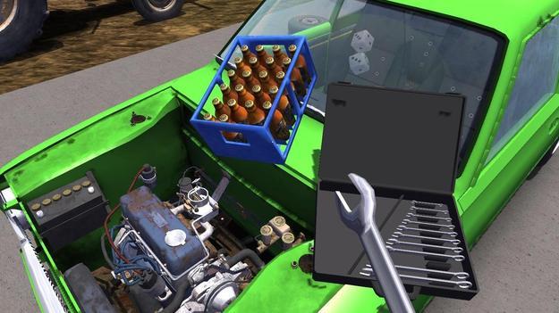 скачать игру My Summer Car с собранной машиной - фото 8