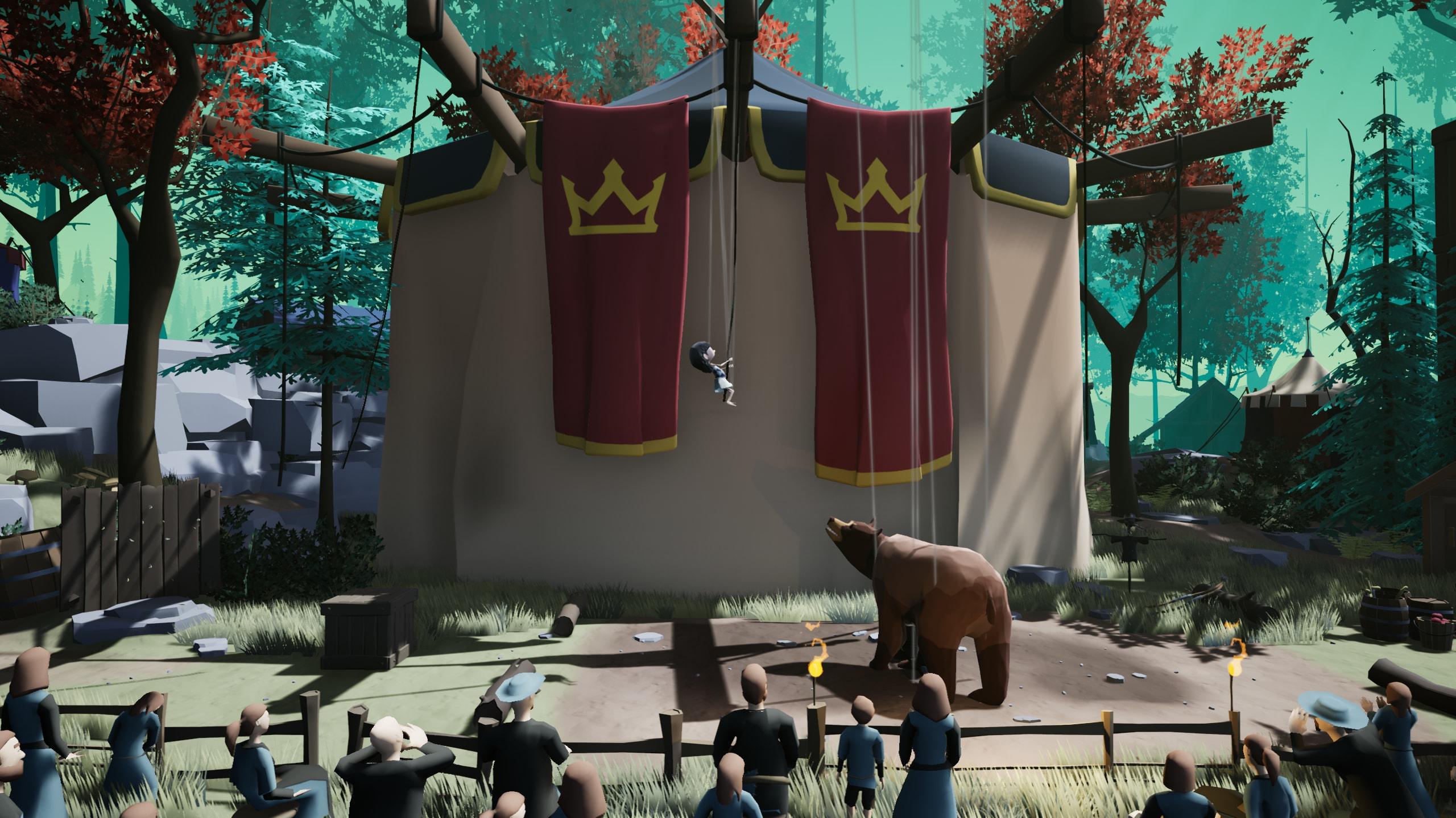 Инди-игра A Juggler's Tale нашла издателя. Релиз на PC и консолях намечен на 2021-й год
