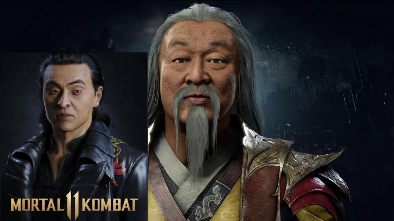 Mortal Kombat 11 - Шанг Тсунг, Нуб, Киборги, Крипта и Ди Вора