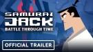 Samurai Jack: Battle Through Time выйдет в конце августа