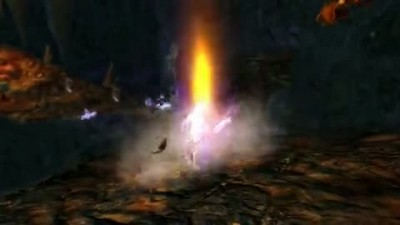"Dungeon Siege 3 ""Anjali the Archon Trailer"""