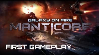 Космический шутер Galaxy on Fire 3: Manticore стал доступен в App Store