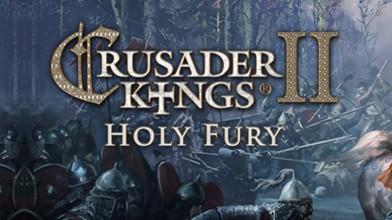 Crusader Kings II - первые впечатления от обновления Holy Fury