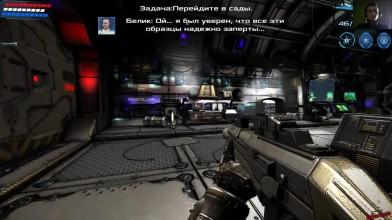 Прохождение Dead Effect 2 - Ч5