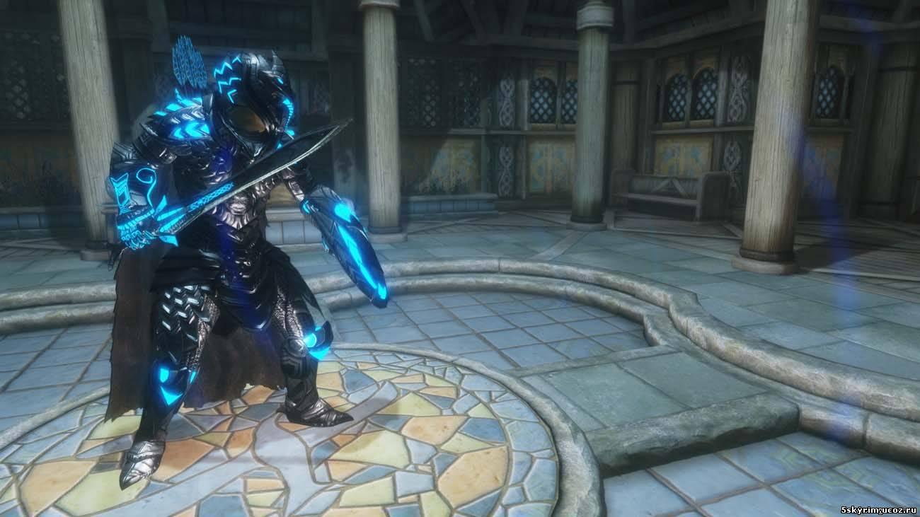 Скачать мод на броню и мечи