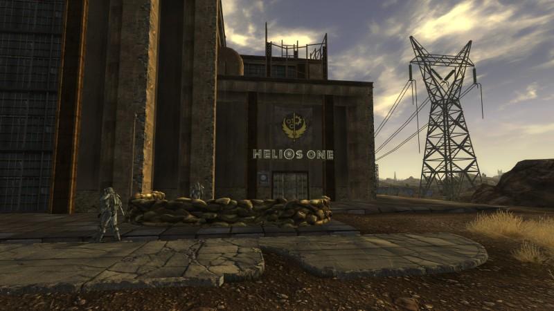 В Fallout New Vegas сделали полноценный фриплейный режим