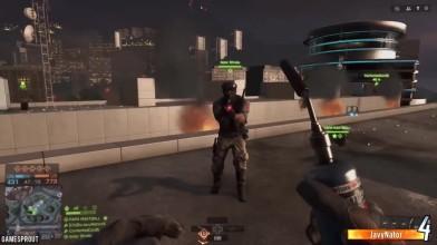 Battlefield 4 - Случайные моменты #103 (Война роботов, Лягушка прыгун!?)