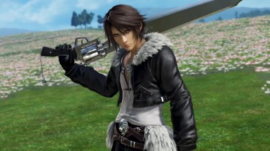 Dissidia: Final Fantasy - Геймплейный трейлер #1