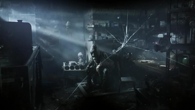 Анонсирующий трейлер Chernobylite