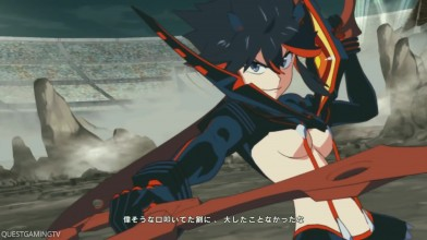 Kill la Kill The Game: IF - Рюко против Сацуки