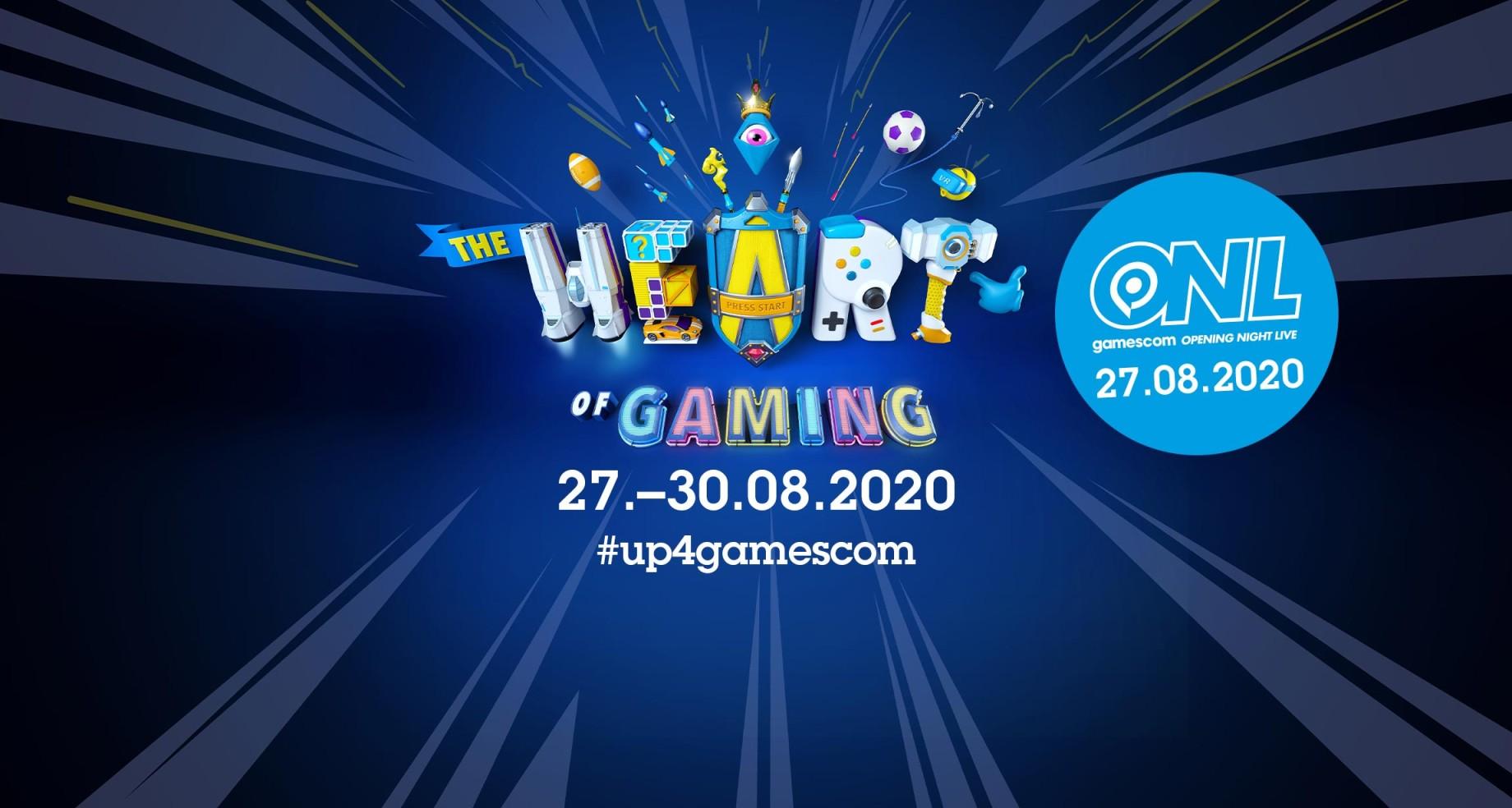 Gamescom пройдёт в цифровом формате с 27 по 30 августа