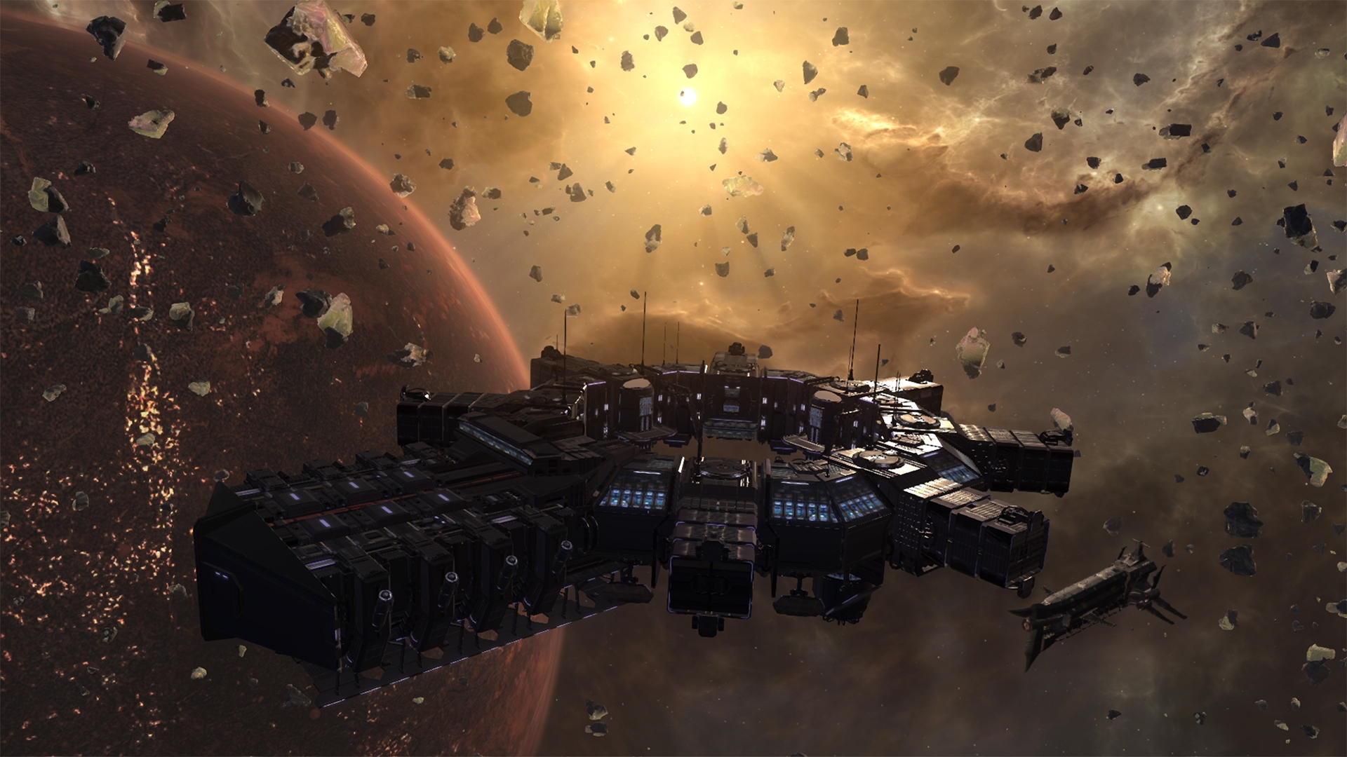 Стартовал бета-тест экшен-RPG Starpoint Gemini 3