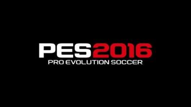 Состоялся официальный анонс PES 2016, представлен логотип .