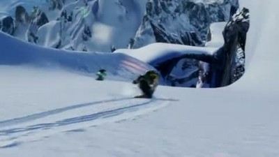 "SSX ""Defies Reality at 4,248 Meters Trailer"""