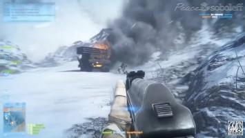 Песня про Battlefield 3 | «Armored Kill»