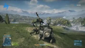 """""""Смешные моменты в Battlefield #6"""""""