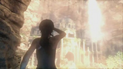 "Rise of the Tomb Raider ""Трейлер E3 2015 Square-Enix"""