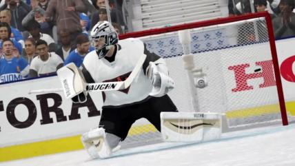 Трейлер NHL 07