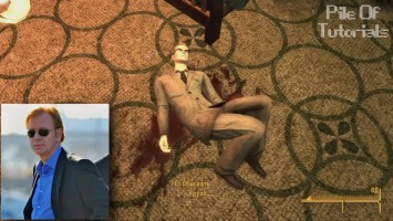 Пасхалки в Fallout- New Vegas [Ep. 2] [Easter Eggs]