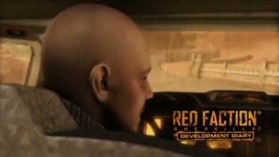 "Red Faction: Guerrilla ""Developer Diary: The World of Red Faction"""
