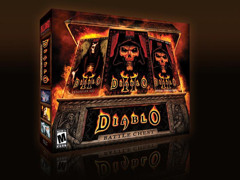В2015-м году покажут новейшую Diablo— Возвращение легенды