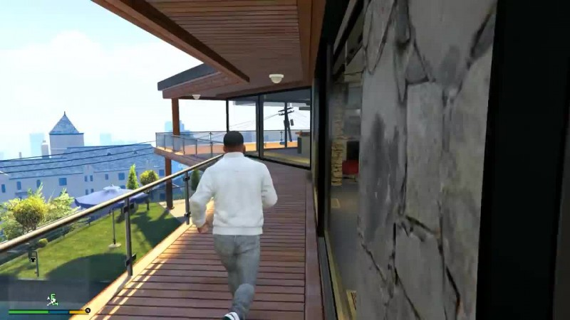 Призрак брэда посетил нас в северном янктоне было очень страшно (GTA 5)