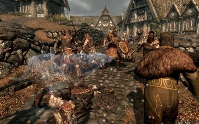 Бандиты атакующие города