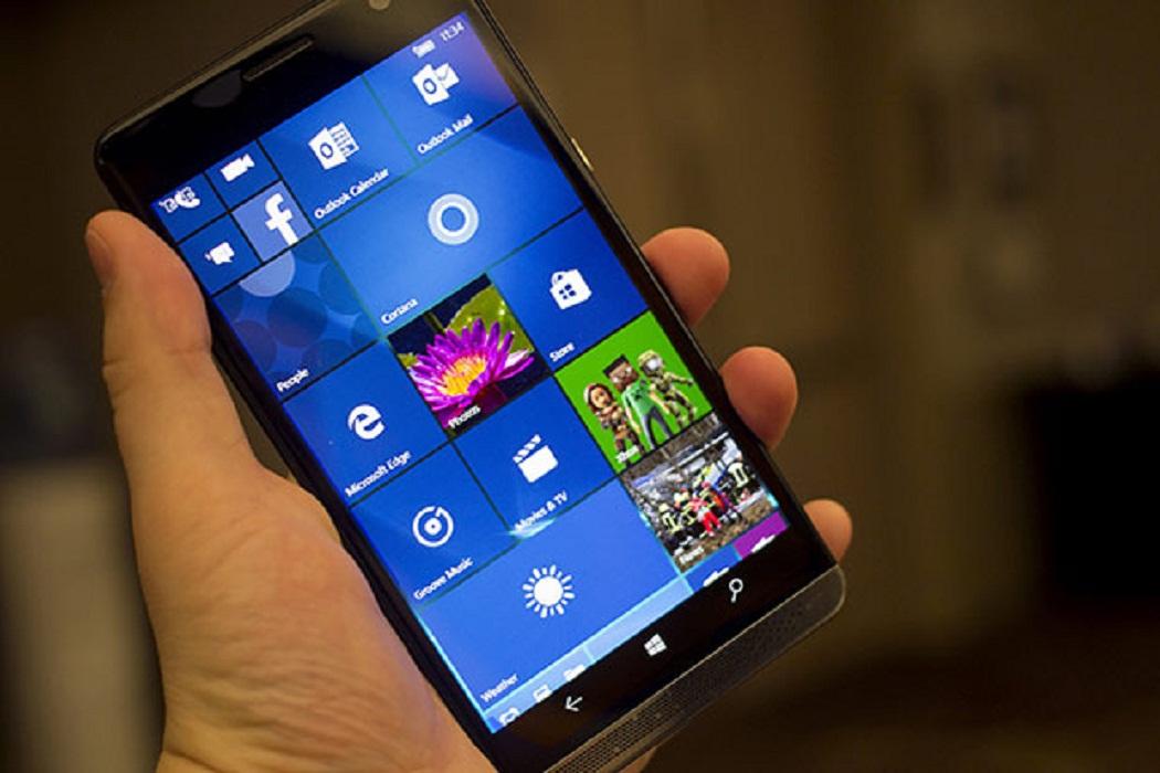 HPиMicrosoft представят новый смартфон наWindows 10